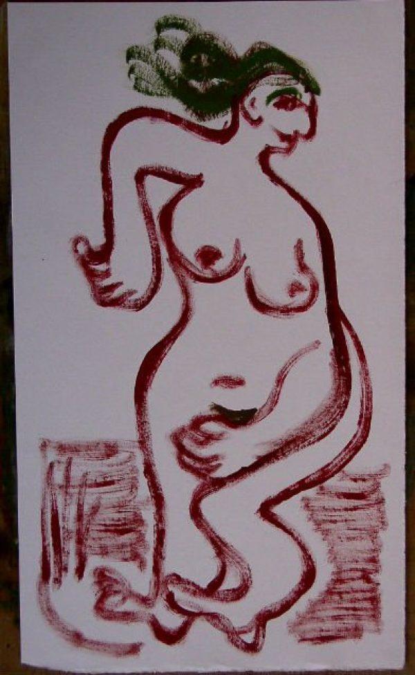 Andrew Aarons Dancing Nude (depechist)