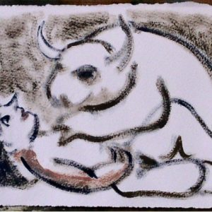 Andrew Aarons Europa and the Bull (depechist)