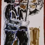 Fiddler (depechist) by Andrew Aarons