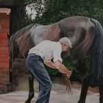 Head Lad at Palace House Stables Newmarket