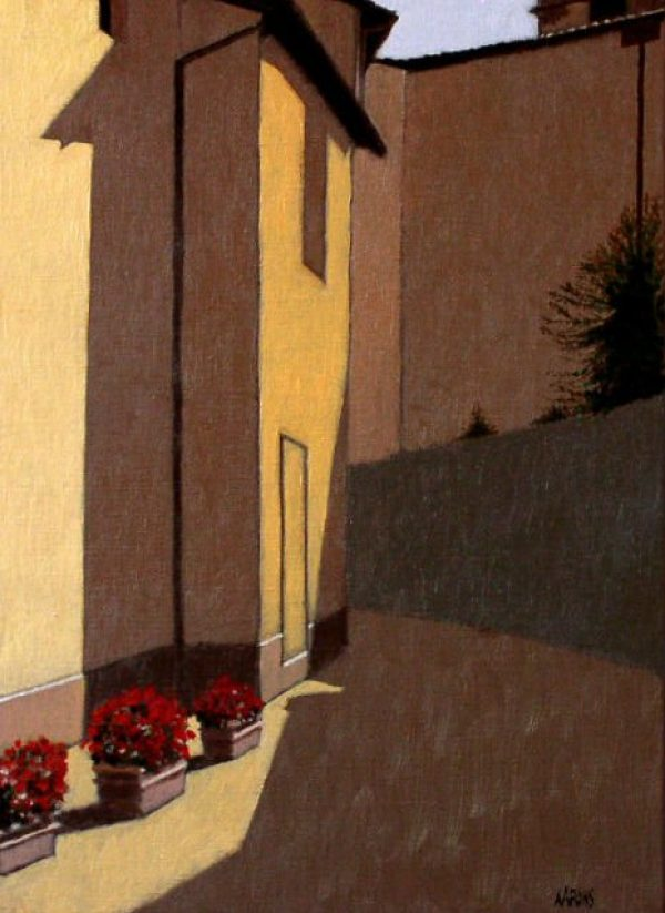 Andrew Aarons Italian Sunlight
