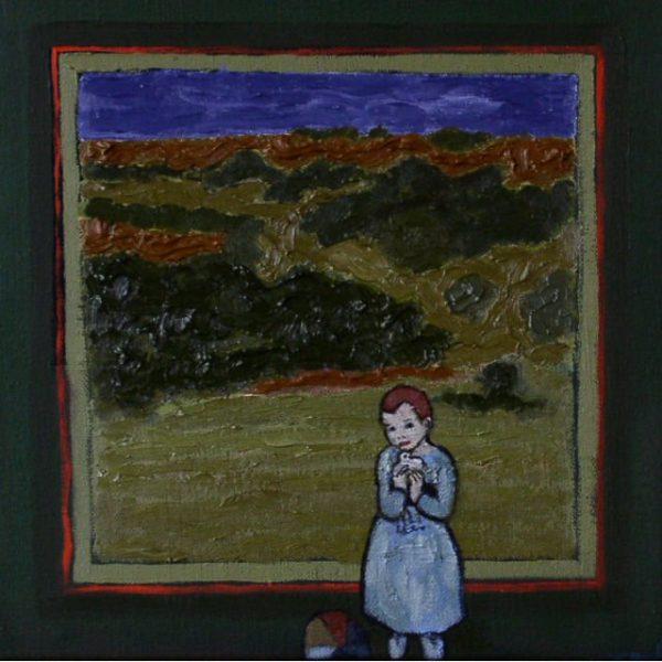 Little Girl Blue near Devil's Dyke