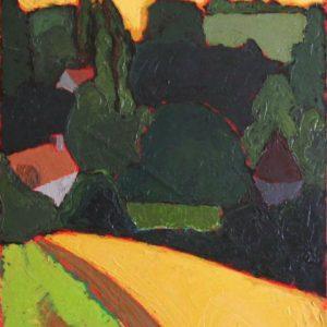 Orange Barns Normandy