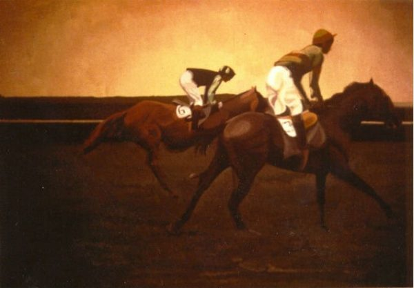 Past the Post July Course Newmarket Evening