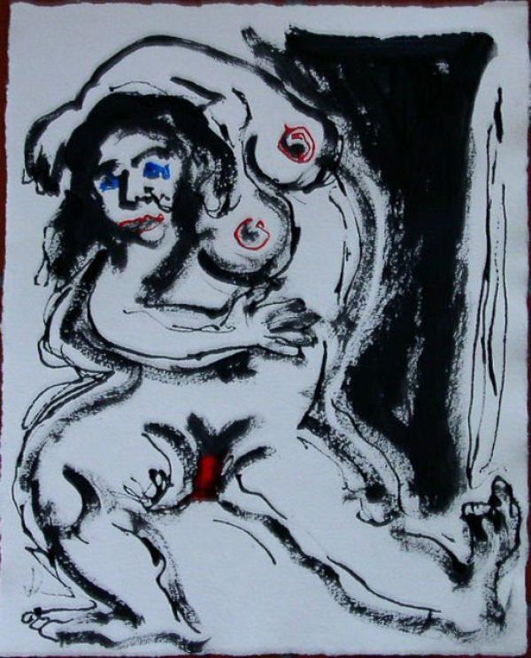 Andrew Aarons Spanish Nude Depeche